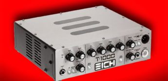 Test: Eich Amplification T1000, Bassverstärker