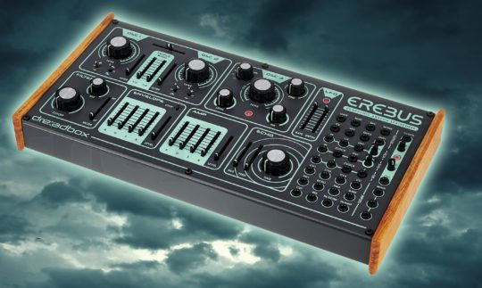 Test: Dreadbox Erebus V3, duophoner Analogsynthesizer
