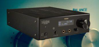 Test: Fostex HP-A8 MkII, Kopfhörerverstärker und DAC