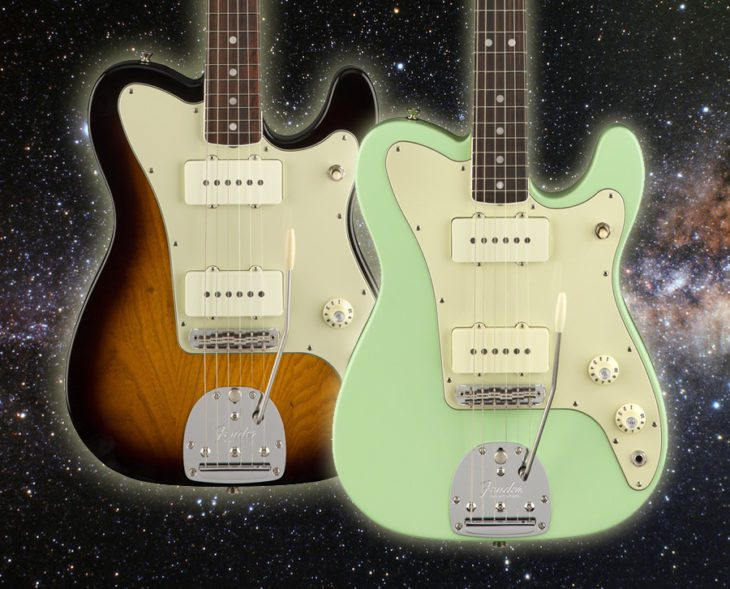 Fender Limited Edition Jazz-Tele title