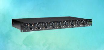 Test: Mackie HM-800, Kopfhörerverstärker