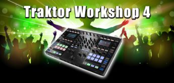 DJ Workshop: NI Traktor DJ Software, Effekte Basics