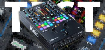 Test: Rane Seventy-Two, Battle-DJ-Mixer
