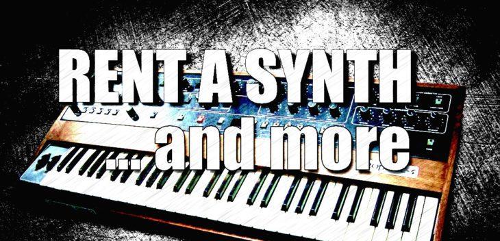 Musik-Equipment leihen