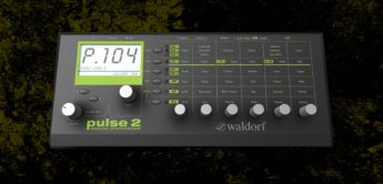 Test: Waldorf Pulse 2, Desktop Analog-Synthesizer