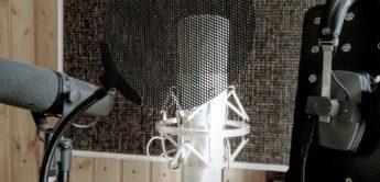 Stimmwunder – Weissklang V17 Großmembram-Kondensator Studiomikro