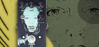 Test: Walrus Audio Julia, Gitarren Choruspedal