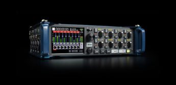 Top News: Zoom F8n, Multitrack Field Recorder