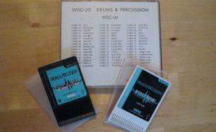 Korg Wavestation Soundcards WSC-2S