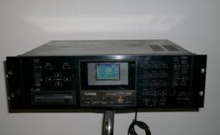 Casio FZ-10M Sampler. technisch und optisch im guten Zustand