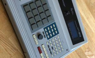 AKAI MPC60 II