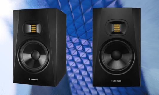 Test: Adam Audio T7V, Nahfeldmonitor