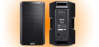 Test: Alto TS312, Aktivboxen