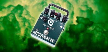 Test: Amptweaker Bass TightDrive, Bass Overdrive Pedal