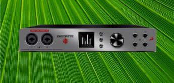 Test: Antelope Audio Discrete 4, Audiointerface