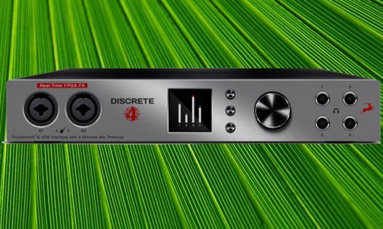 Test: Antelope Audio Discrete 4, Audiointerface