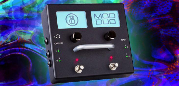 MOD Devices MOD Duo titel