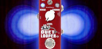 Test: XVive D3 Duet Looper, Gitarren Looppedal