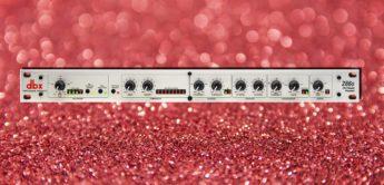 Test: DBX 286s, Mikrofonprozessor