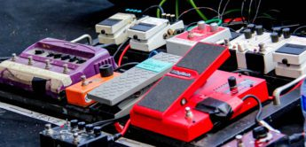 Die wichtigsten Effektpedale für Gitarristen