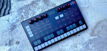 Test: IK Multimedia UNO Synth, Analogsynthesizer