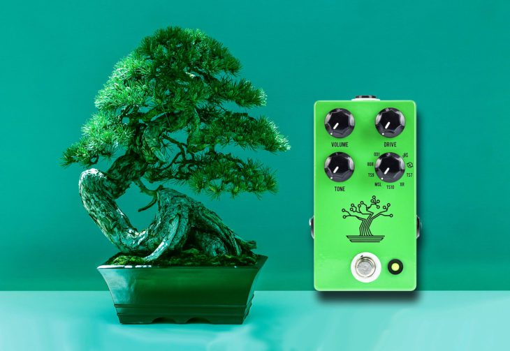 JHS Pedals The Bonsai titel