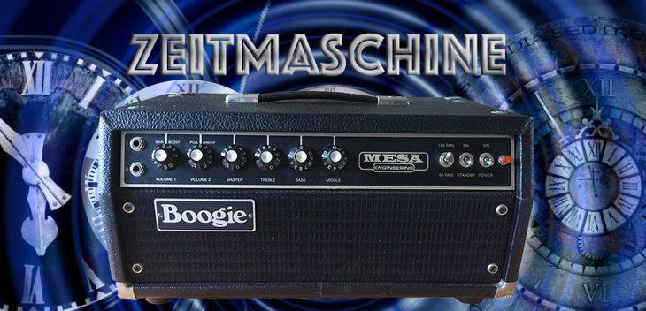 Mesa/Boogie Mark I Titel
