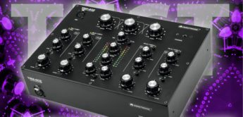 Test: Omnitronic TRM-402, Rotary Mixer