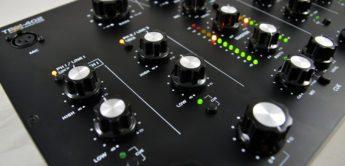 Test: Omnitronic TRM-402