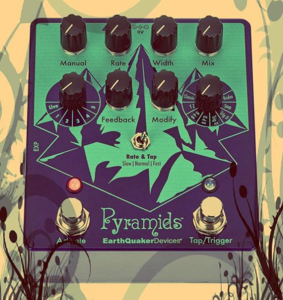 Earthquaker Devices Pyramids front