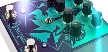 Test: Earthquaker Devices Pyramids, Gitarren Flangerpedal