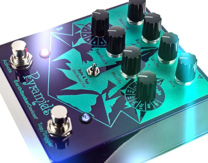 Earthquaker Devices Pyramids title