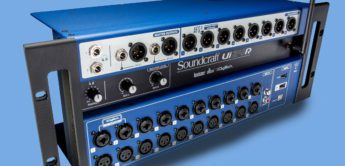 Test: Soundcraft Ui24R, Digitalmixer