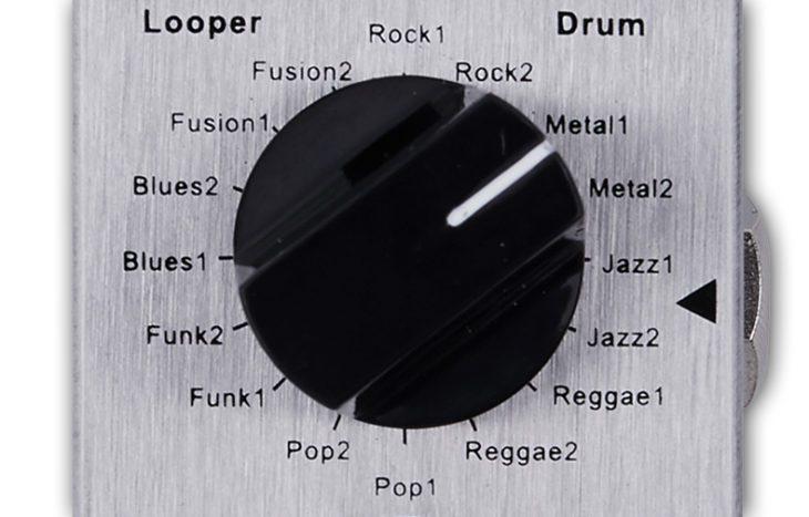 Mooer Groove Loop styles