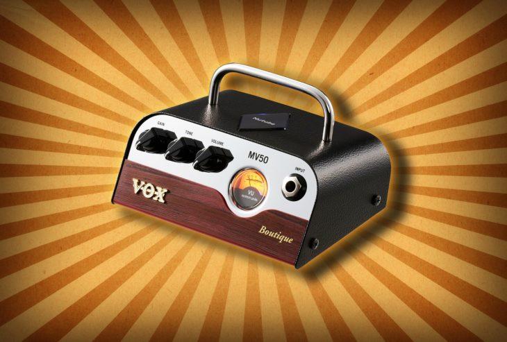 VOX MV50 Boutique titel