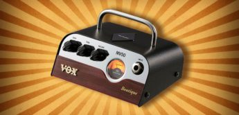 Test: VOX MV50 Boutique, Gitarrenverstärker
