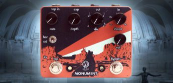 Test: Walrus Audio Monument, Gitarren Tremolopedal