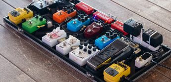 Das Effektpedal für Gitarre – ein Ratgeber