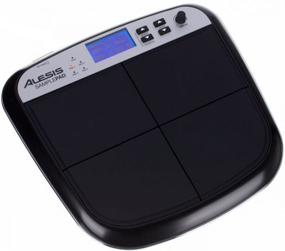 alesis samplepad percussion