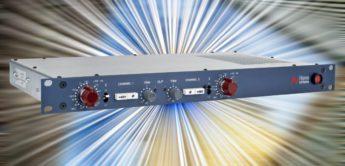 Test: AMS Neve 1073DPA, Mikrofonvorverstärker
