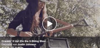 Die außergewöhnlichsten E-Gitarren in Videos