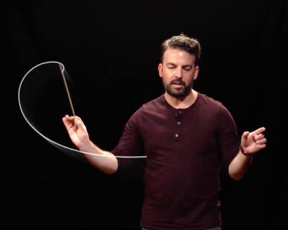 Welche Handbewegungen macht ein Dirigent