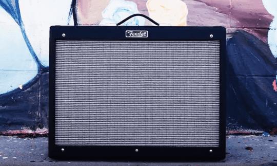 Test: Fender Hot Rod Deluxe IV, Gitarrenverstärker