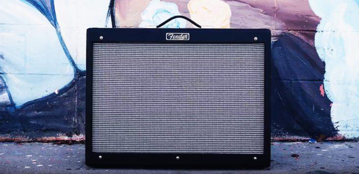 Fender Hot Rod Deluxe IV titel