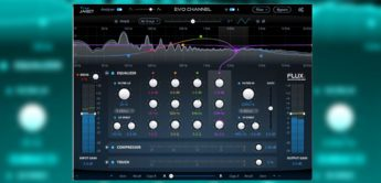 Test: Flux Evo Channel, Channel-Strip Plug-in