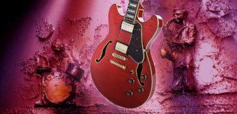 Test: Ibanez AS93FM-TCD, E-Gitarre