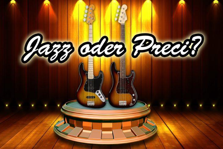 Fender Jazz Bass titel