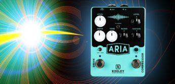 Test: Keeley Aria Compressor/Overdrive, Effektgerät