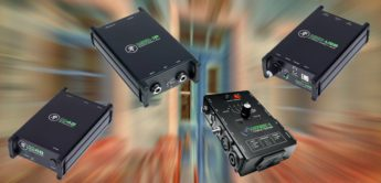 Test: Mackie MDB-Serie, M48 und MTest-1, Audio Tools