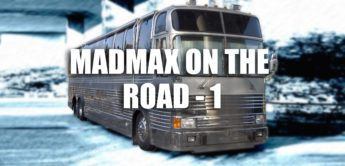 Tour-Tagebuch: Mad Max on the Road – Teil 1